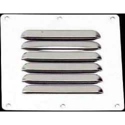 Grille inox 127x 115 mm