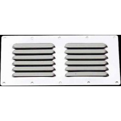 Grille inox 230x 115mm