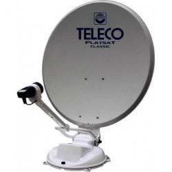 Antenne Teleco Flatsat Classic Easy 65 nue pour caravane et camping-car