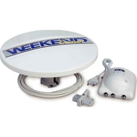 Antenne Week-end omnidirectionnelle pour caravane et camping-car