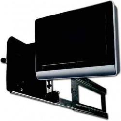 Support TV LCD latéral éco + vérouillage de sécurité pour caravane et camping-car