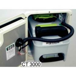 Aération SOG pour WC cassette Dometic et THETFORD Type CT3000 et CT4000 pour caravane et camping-car
