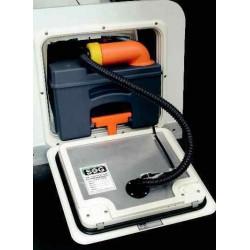 Système aération SOG type F pour cassette THETFORD C250