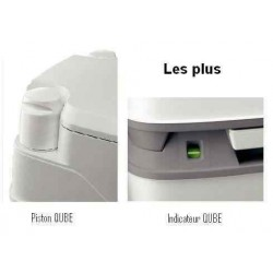 WC portable THETFORD Porta Potti Qube 365