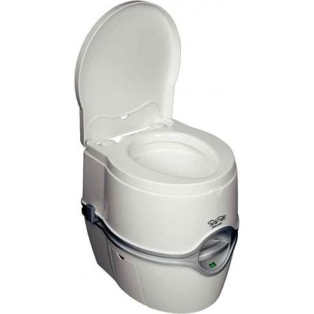WC chimique portable électrique Porta Potti Excellence pour caravane et camping-car