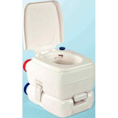 WC chimique portable compact bi-pot H30 Fiamma pour caravane et camping-car