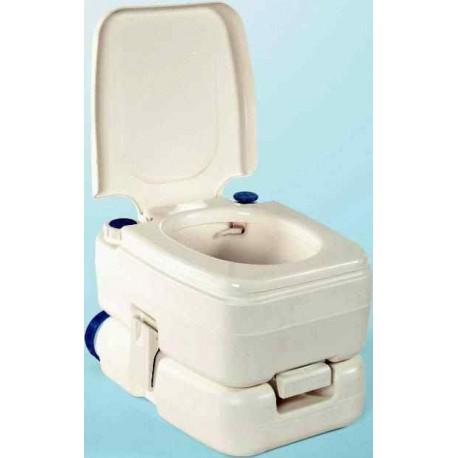 WC chimique portable compact bi-pot H34 Fiamma pour caravane et camping-car