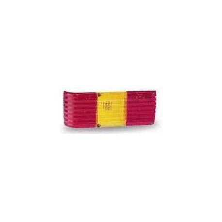 Feu arrière réversible JOKON 4 fonctions avec antibrouillard Dim: 305x130x60mm