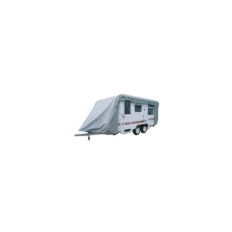 housse d 39 hivernage pour caravane trait e anti uv. Black Bedroom Furniture Sets. Home Design Ideas