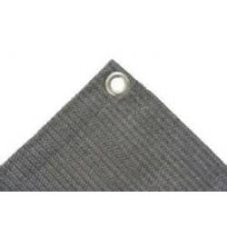 Tapis de sol VIA MONDO 2.5 x 5m gris 245 g/m2