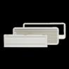 Kit grille inférieure d'aération DOMETIC LS200 pour camping car et caravane