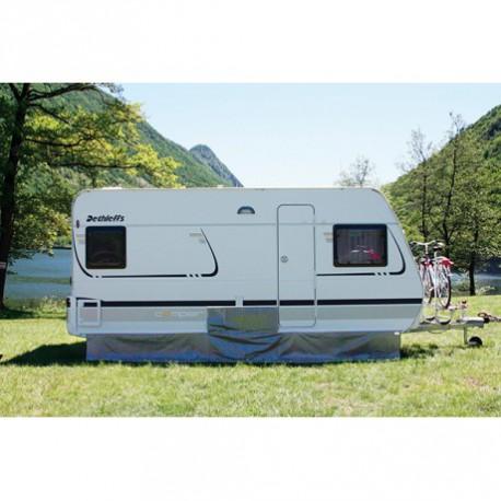 Jupe latérale FIAMMA 450 x 60 cm pour caravane