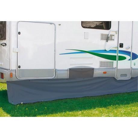 Jupe latérale FIAMMA 550 x 60 cm pour camping-car
