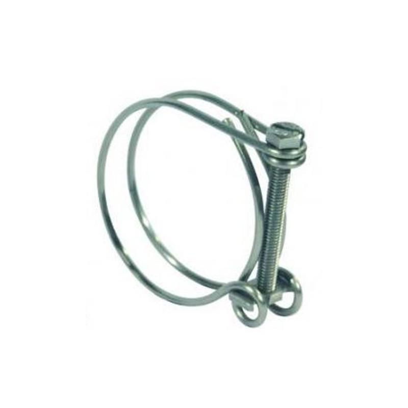 collier de serrage de 45 pour tuyau. Black Bedroom Furniture Sets. Home Design Ideas