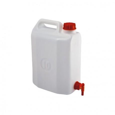 Jerrican à robinet 10L pour caravane et camping-car