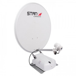 Antenne automatique satellite STANLINE diamètre 55 cm sans démodulateur