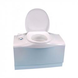 WC cassette C402-x portillon blanc sortie droite