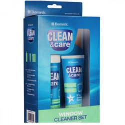 Kit complet nettoyage acrylique (chiffon + nettoyant + polish)