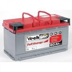 Batterie solaire 80 Ah VECHLINE pour camping car et caravane