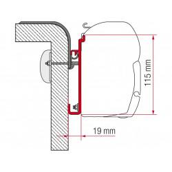 Adaptateur de stores FIAMMA F45 / F70 pour Rapido série 9