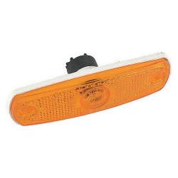 feu de position latéral orange 126x38x11mm