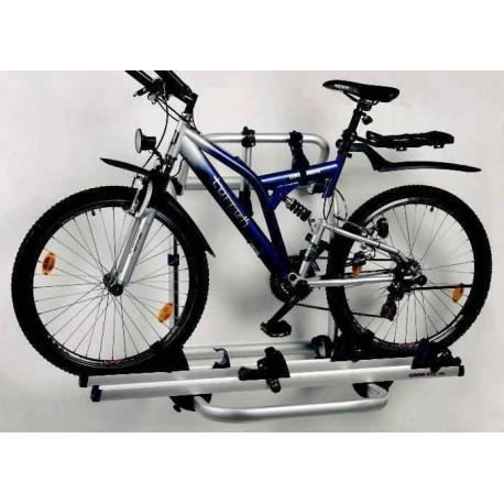 Porte vélos THULE Elite G2 version courte pour caravane et camping-car