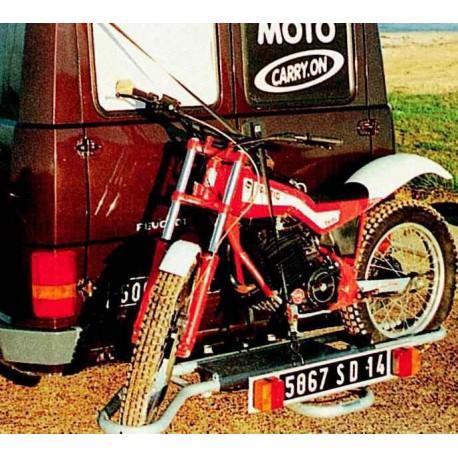 Porte-moto sur rotule Carry-on pour caravane et camping-car