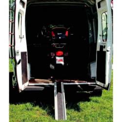 Rampe antidérapante Carry Moto S pour caravane et camping-car