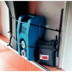 Kit d'amarrage pour soute de caravane et camping-car