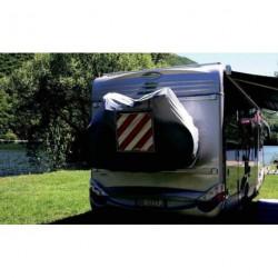 Housse Bike Cover 4 vélos Fiamma pour caravane et camping-car