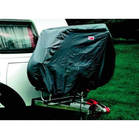 Housse Bike Cover pour caravane jusqu'à 3 vélos